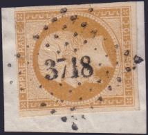 PC 3718 (Bougie, (Constantine)), Cote 52.5€ - 1849-1876: Klassieke Periode