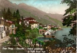 4611/A - CANNOBIO (VERBANIA) - Panorama - Verbania