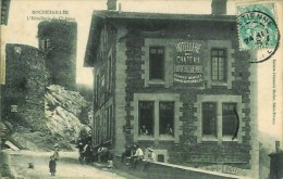 42 ROCHETAILLEE L'Hôtellerie Du Château - Rochetaillee