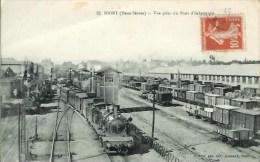 79 NIORT -La Gare , Vue Prise Du Pont D'Inkermann - Niort