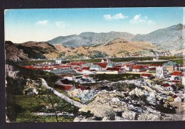 MNE-22 MONTENEGRO PANORAMA VON CETINJE - Montenegro