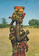 Ivory Coast - Young Mammy- Nice Stamp - Elfenbeinküste