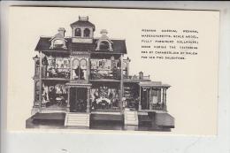 SPIELZEUG - Puppenhaus / Dollhouse, Wenham Museum - Massachusetts - Jeux Et Jouets