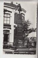 NL - OVERIJSSEL - DEDEMSVAART, Gedenknaald Baron v. Dedem