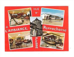 17 - Ile D´oléron à La Perroche A L´ambiance Perrochoise - Restaurant Bar Salle De Jeux Bowling Baby-foot Billard - Bowling