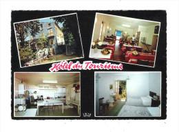 20 - ZONZA - Corse -  Hotel Du Tourisme - Multivues -cuisine Cuisiniers Salle Chambre Radio TSF - Bowling