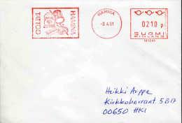 ALLEMAGNE - GERMANY 1989 - MUSIC INSTRUMENTS - EMA ROUGE - Muziek