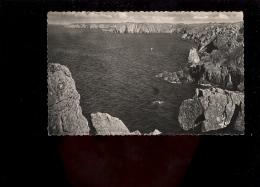 CLEDEN CAP SIZUN Finistère 29 : Pointe Du Van La Falaise Nord Est Castel Meur & De -Brezellec - Cléden-Cap-Sizun