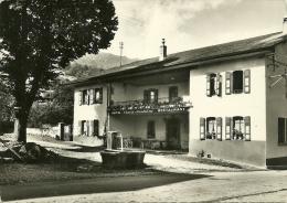 74 Morillon  Hotel  Claire - Fontaine  ( Carte Abimée ) - France