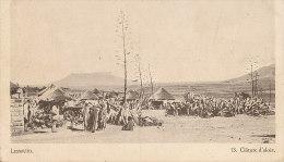 N N 886 / C P A  -C P A    AFRIQUE - LESSOUTO - Lesotho