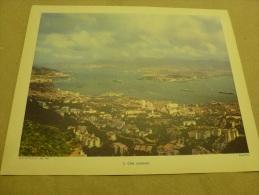 Photo Atlas-Photo  En 1957  (27cm X 21cm)  La Baie De Canton  Près Du Delta Du Si-Kiang (CHINE)......envoi Gratuit - Lieux
