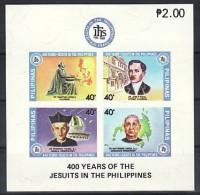 Philipienen  Block   17  **    (zz3201  ) Siehe Scan  ! - Philippines