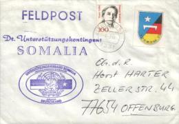 Germany - Sonderbeleg / Special Document (X541) - Militaria