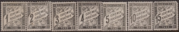 *PROMO* 1c Au 15c Duval Neuf (*)  (Y&T N° 10 à 16 , Cote *: +840€) - 1859-1955 Mint/hinged
