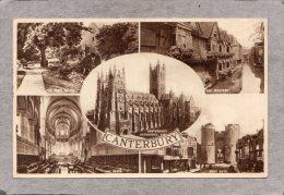 40908    Regno  Unito,  Canterbury,  VG  1950 - Canterbury