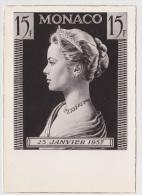 (RECTO / VERSO) MONACO - MONTECARLO - Stamps (pictures)
