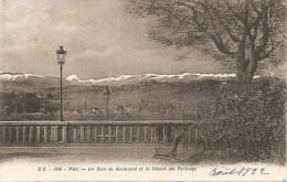 64 - Pau - Un Coin Du Boulevard Et La  Chaîne Des Pyrénées - C. C. N° 106 (1922) - Pau