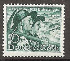 DR 1938 // Michel 684 ** (4432) - Deutschland