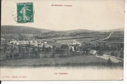 CORCIEUX - Les Casernes - Corcieux