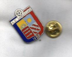 A.C. Lumezzane Calcio Distintivi FootBall Pins Soccer Spilla Italy Brescia - Calcio