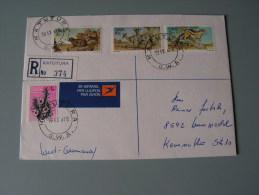 == SWA R-Katut´ra   Animals  Fauna  1978 - Südafrika (1961-...)