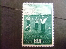 RUSIA  -- THEMA SCOUTISME -- JAMBOREE -- SCOUT  Yvert & Tellier Nº 1281 º FU - Movimiento Scout