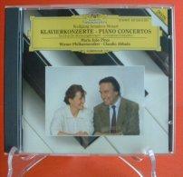 MOZART CONCERTO N. 14 E NR. 26 MARIA JOAO PIRES CLAUDIO ABBADO FILARMONICA DI VIENNA GRAMMKOPHON CD 2 SCAN LEGGI TITOLI - Klassik
