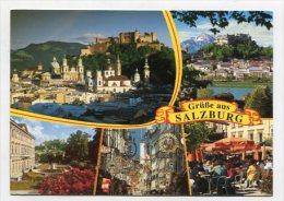 AUSTRIA - AK 168202 Grüße Aus Salzburg - Salzburg Stadt