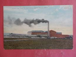 Idaho Falls,ID--Sugar Factory And Beet Field--not Mailed--PJ 239 - Etats-Unis