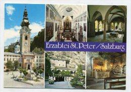 AUSTRIA - AK 168223 Salzburg - Erzabtei St. Peter - Salzburg Stadt