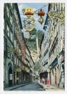 AUSTRIA - AK 168238 Salzburg - Altstadt - Getreidegasse - Salzburg Stadt