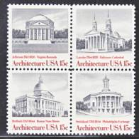U.S. 1782a   **  ARCHITECTURE - United States