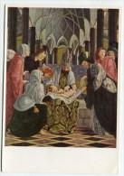 AUSTRIA - AK 168267 St. Wolfgang - Pfarrkirche - Hochaltar - Michael Pacher: Die Beschneidung Christi - St. Wolfgang