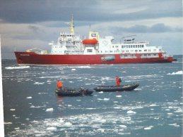 (100) Ship Ice Breaker - Bateaux Brise Glace - M/V Polar Star - Sonstige