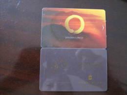 Hotel Key Card,Shangri-La Golden Circle - Tarjetas Telefónicas