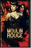 VHS Video  ,  Moulin Rouge  -  Mit  Nicole Kidman , Ewan McGregor , John Leguizamo  -  Von 2002 - Dramma