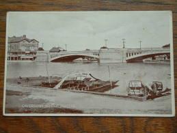 CAVERSHAM Bridge Reading ( 221440 ) Anno 19?? ( Zie Foto Details ) !! - Reading