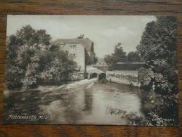 FITTLEWORTH Mill ( 85389 Frith's ) Anno 19?? ( Zie Foto Details ) !! - Chichester