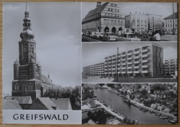 Greifswald, Planet Verlag Berlin, Real Photo, Unused (Fresh) - Greifswald