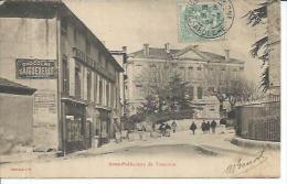 SOUS-PREFECTURE DE TOURNON ( Animées ) - Tournon