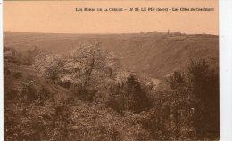 DEPT 36 : Le Pin , Les Cotes De Ceaulmont - Otros Municipios