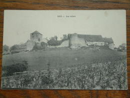 DYO Les Ruines - Anno 1913 ( Zie Foto Details ) !! - Charolles