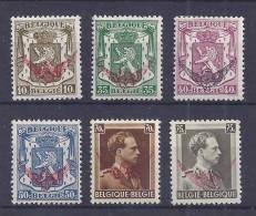 Belgie D YT* 20-25 - Service