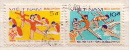 Vietnam CTO Set - Gymnastics