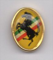 Ferrrari Auto Pins Italy Pin´s Cavallino Tricolore - Ferrari