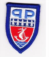 Petit écusson Police -- PP - Police & Gendarmerie