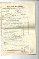 LUINO--UFFICIO  METRICO  PREZIOSI  1960 - Italia