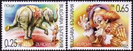Europa - CEPT -  Bulgarie 2002 ** - 2002