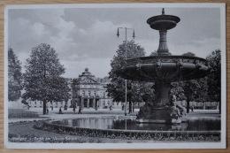 Stuttgart 1939, Partie Am Neuen-Schloß, Drittes Reich: Technische Nothilfe 20 Jahre Kampf Gegen Not Und Gefahr 1919-1939 - Stuttgart
