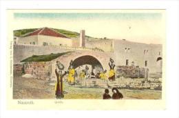 Nazareth, Israel, 1890-1905 - Israël